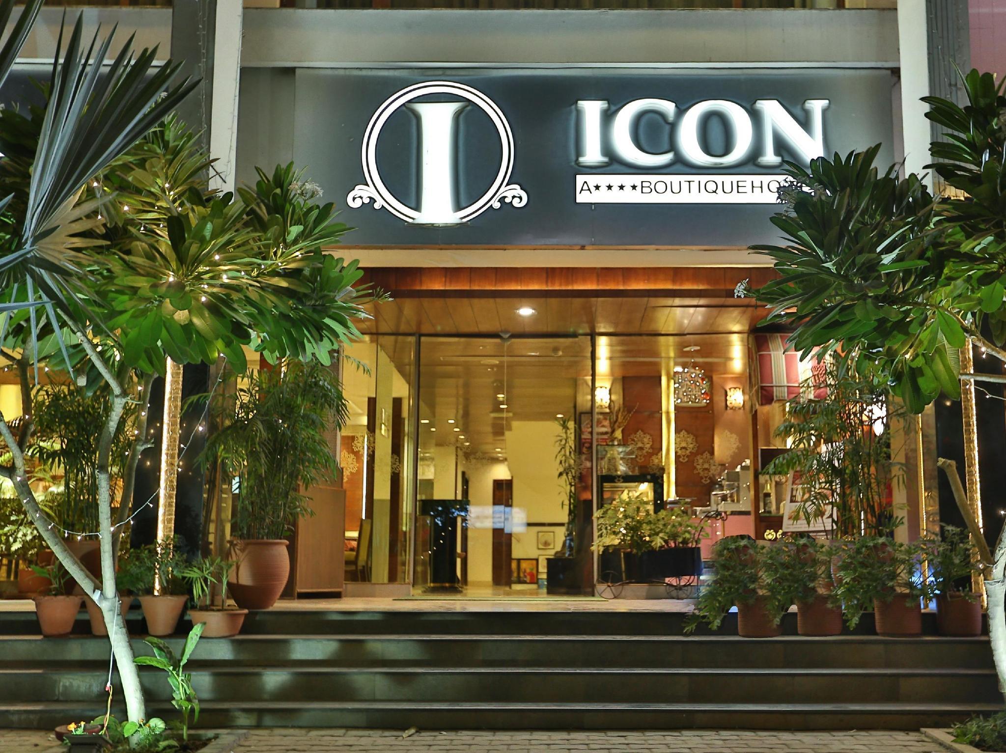 Icon  A Boutique Hotel