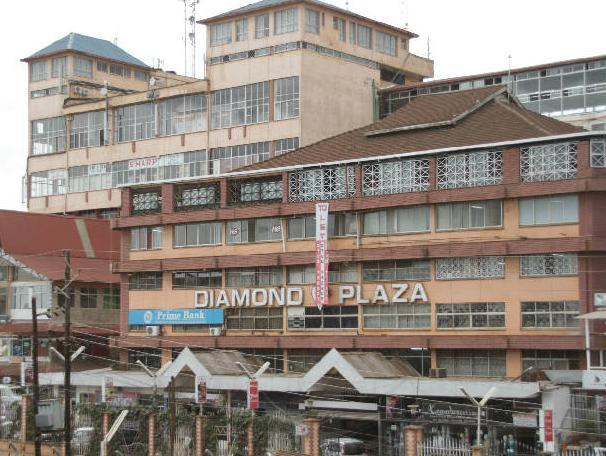 Diamond Plaza Apartments