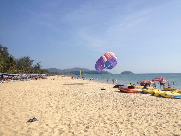 Nin Apartments Karon Beach Phuket