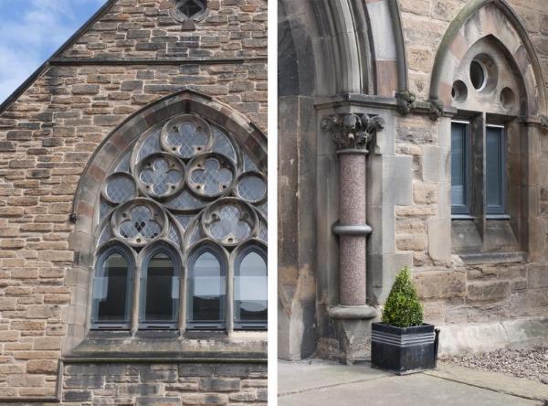 Edinburgh Church Apartments Edinburgh