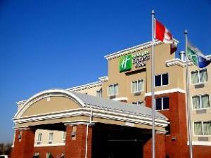 Holiday Inn Express Fort Saskatchewan