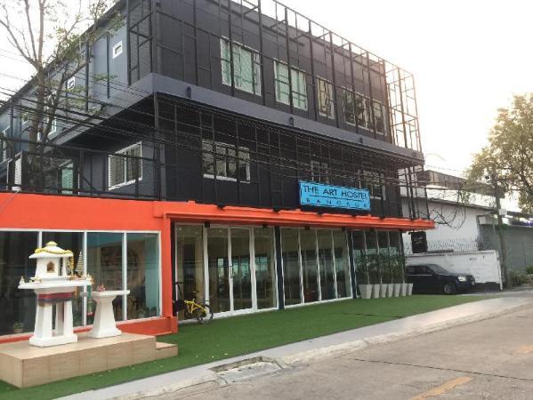 The Art Hostel Bangkok Bangkok