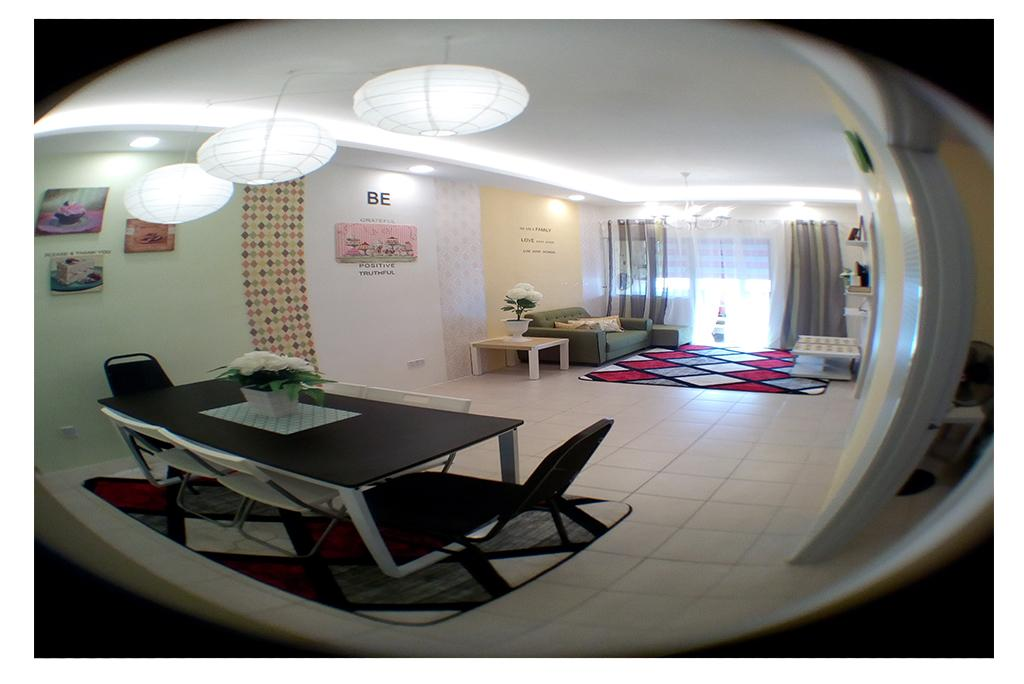 Barakah Sufi Home Stay Apartment Cameron