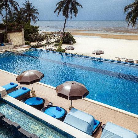 Dhevan Dara Beach Villa - Kui Buri Prachuap Khiri Khan