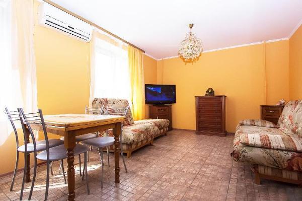 Apartments on Zatsepskiy 4 Moscow