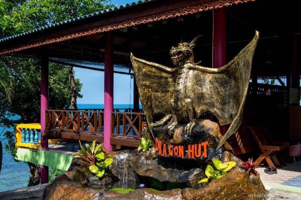 Phangan Dragon Hut Resort Koh Phangan