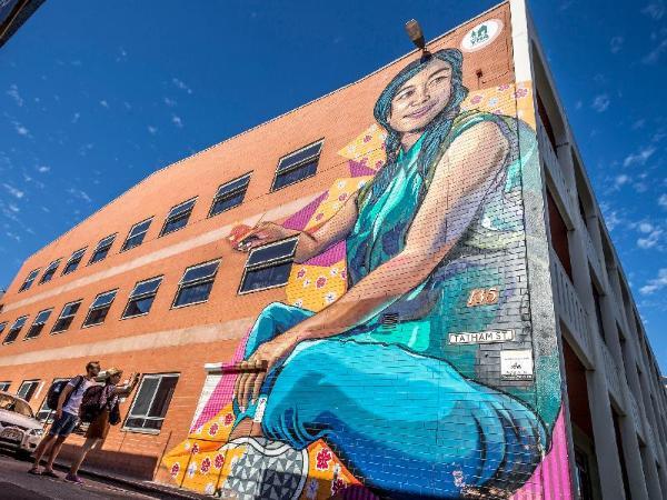 Adelaide Central YHA Hostel Adelaide