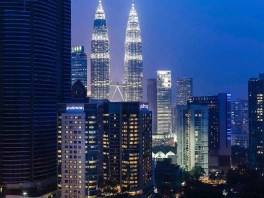 Pullman Kuala Lumpur City Centre Hotel and Residences Hotel