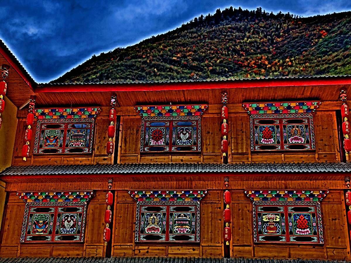 Jiuzhaigou Gesanghua Hotel