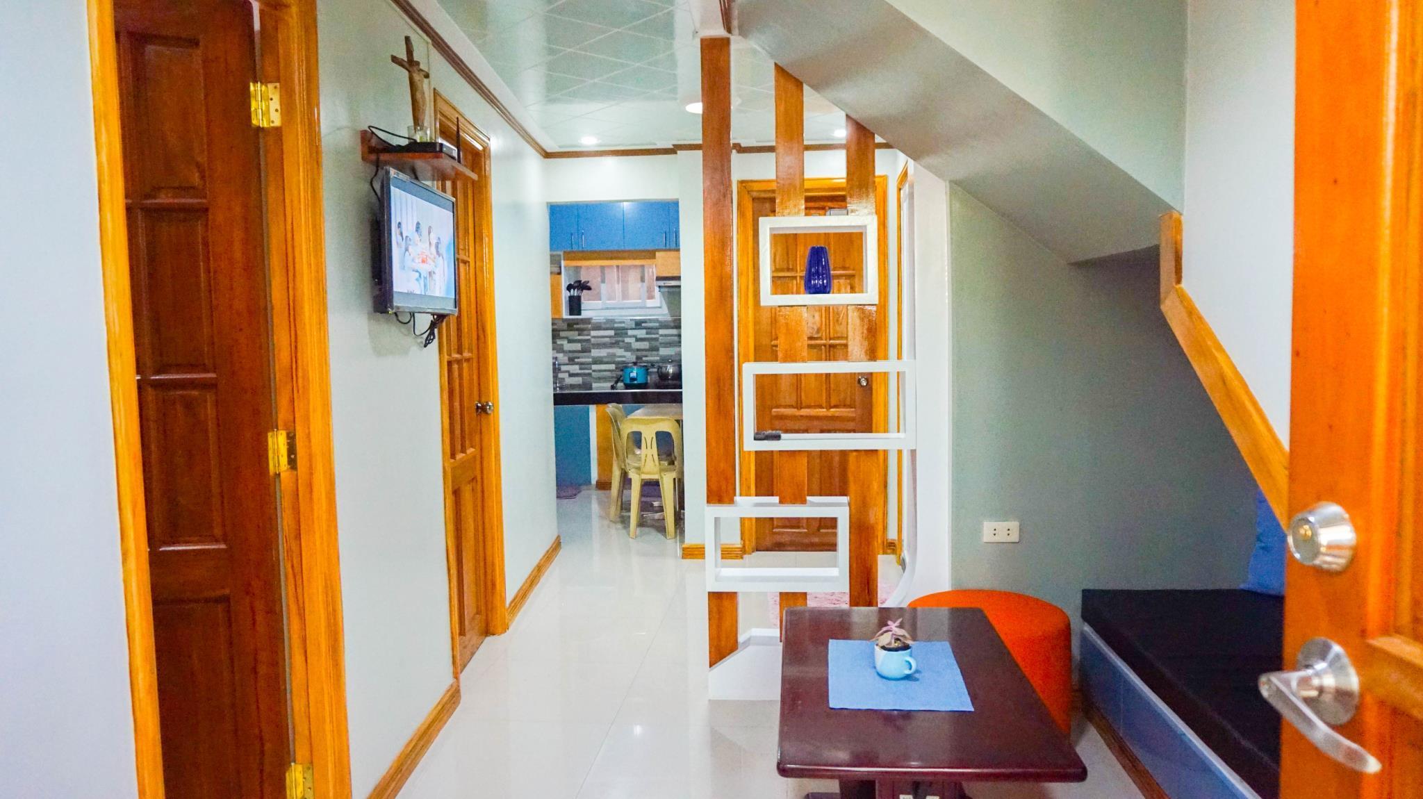 MT Baguio Transient House