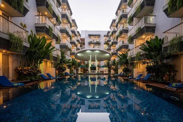 EDEN Hotel Kuta Bali Bali