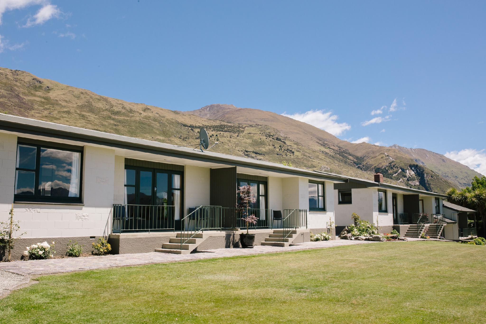 Wanaka Kiwi Holiday Park And Motels