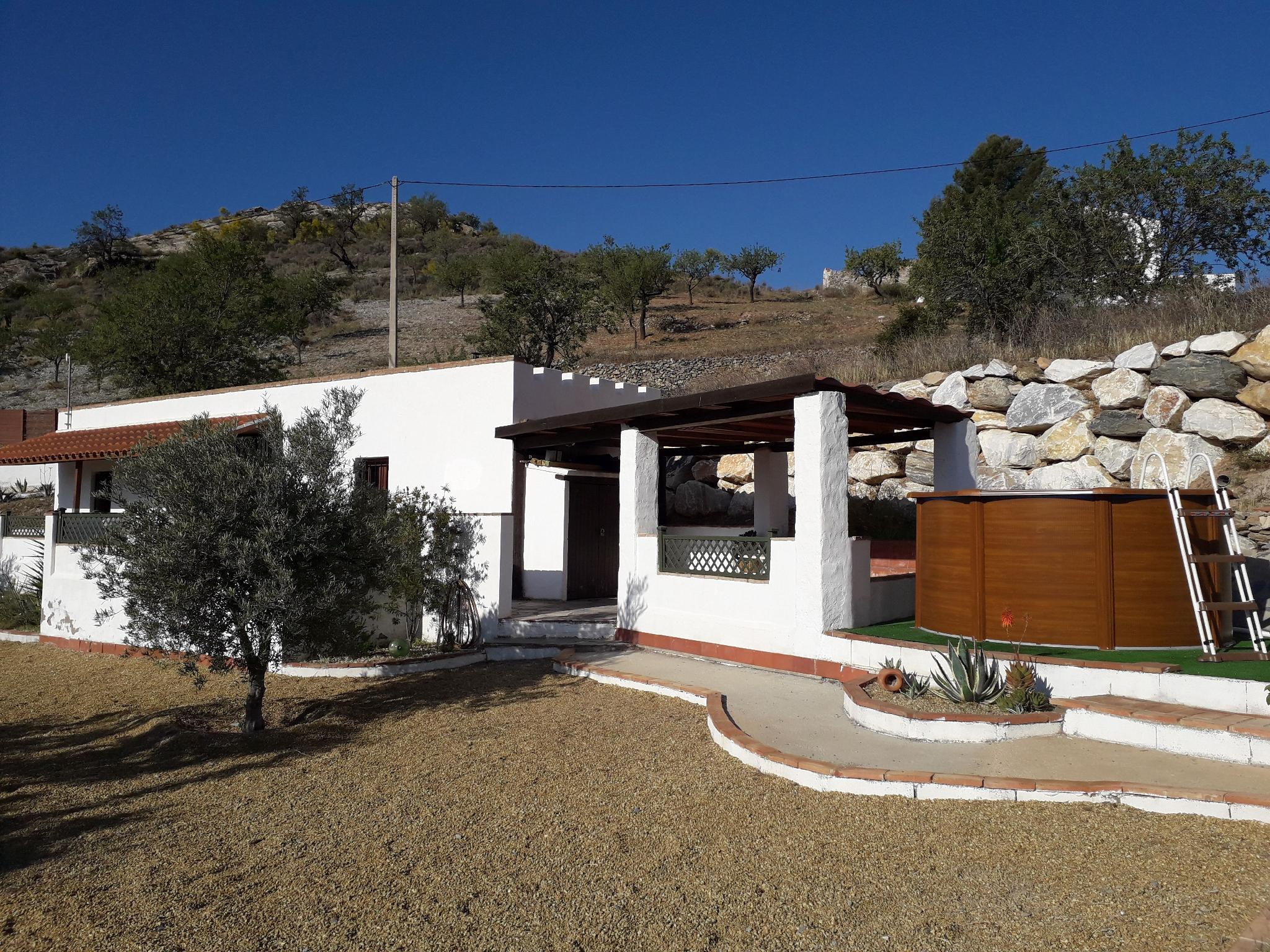 One Bedroom Cottage On 2 Acre Andalucian Finca
