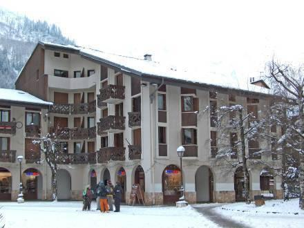 Apartment Le Grand Triolet