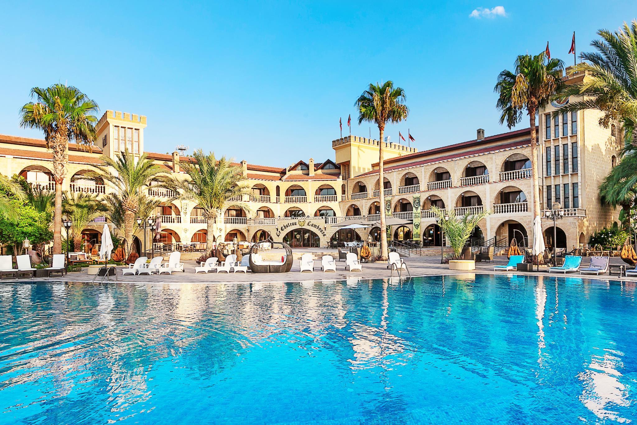 Le Chateau Lambousa Hotel Cyprus