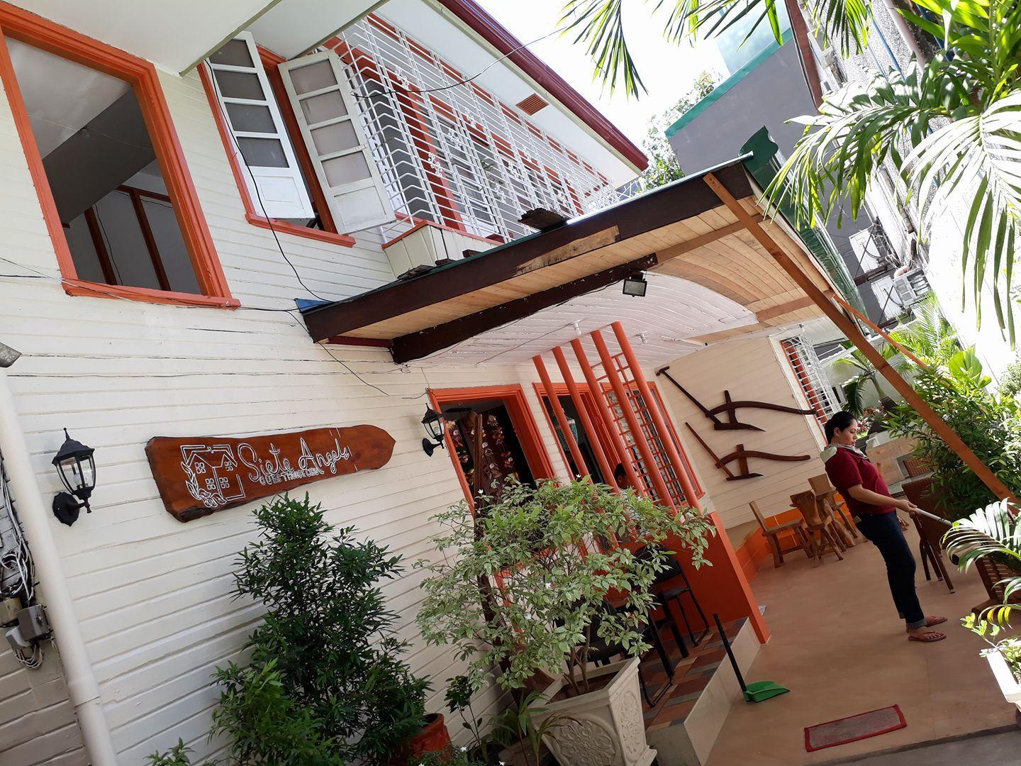 Siete Angels Guesthouse