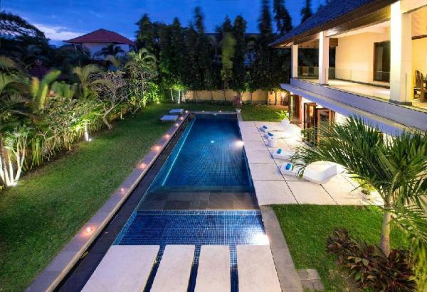 Pentagon Villa Bali