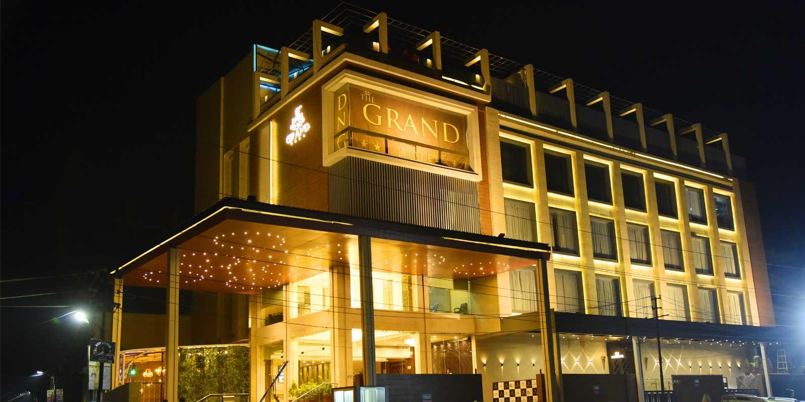 DNG THE GRAND HOTEL