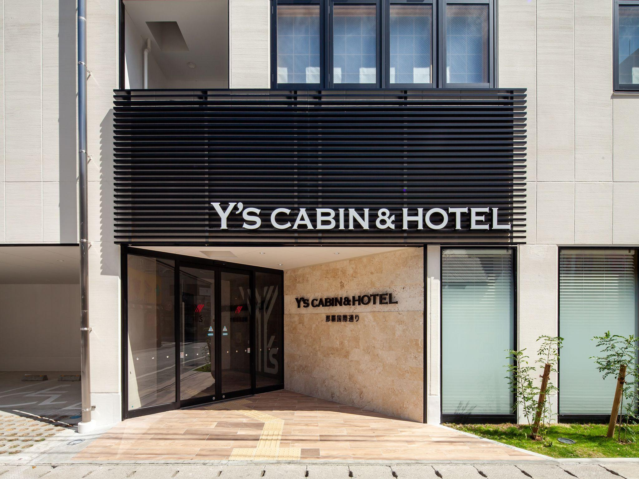 Y's Cabin And Hotel Naha