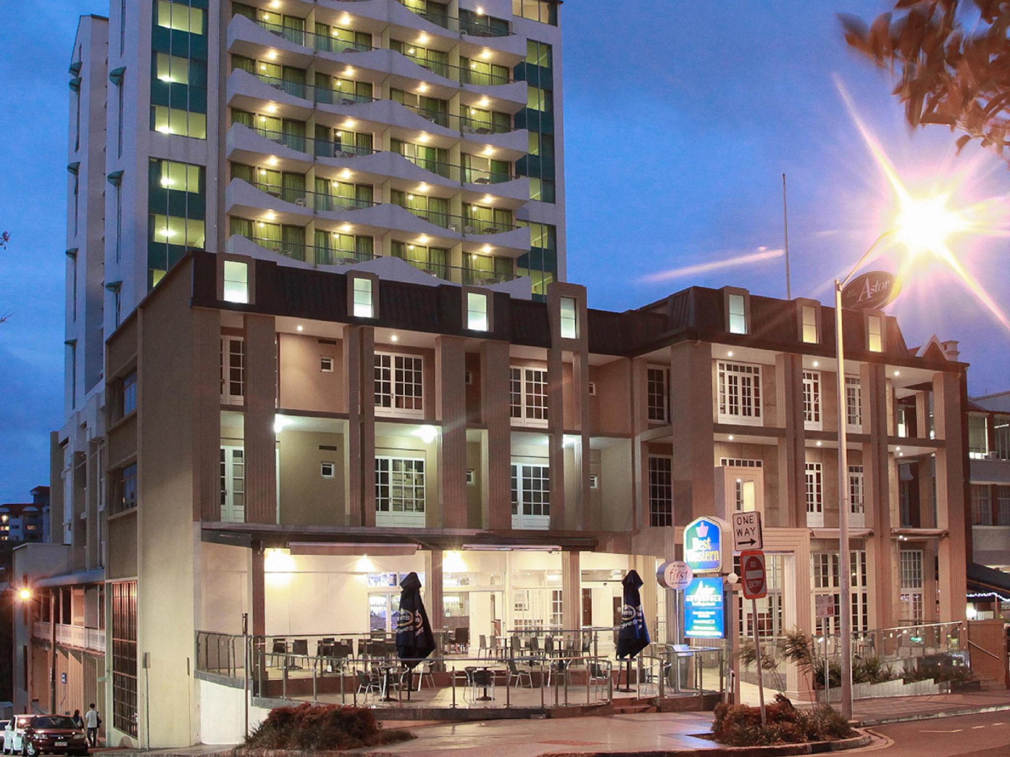 Best Western Astor Metropole Apartments
