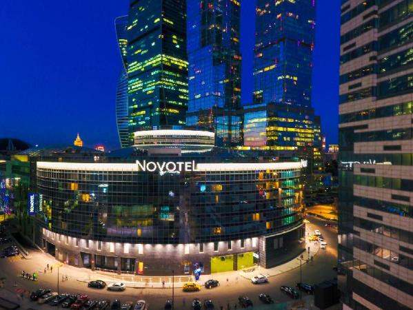 Novotel Moscow City Hotel Moscow