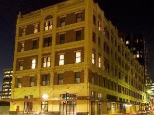 富兰克林中央公寓酒店 (Franklin Central Apartments)