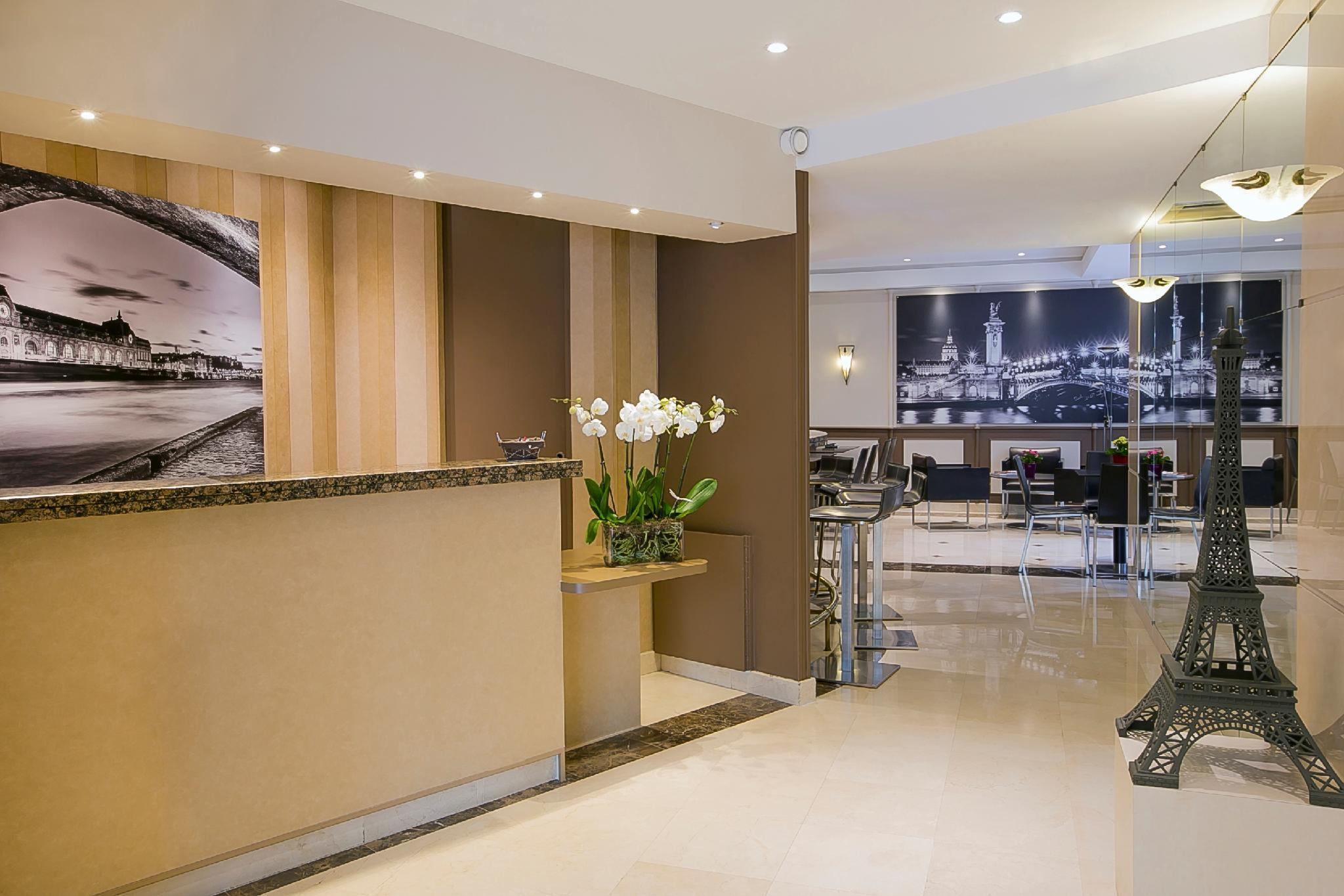 Best Western Hotel au Trocadero