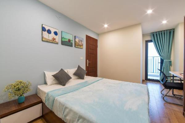 Cozy 2BR Apartment - Lily Hometel Centre Point #2 Hanoi
