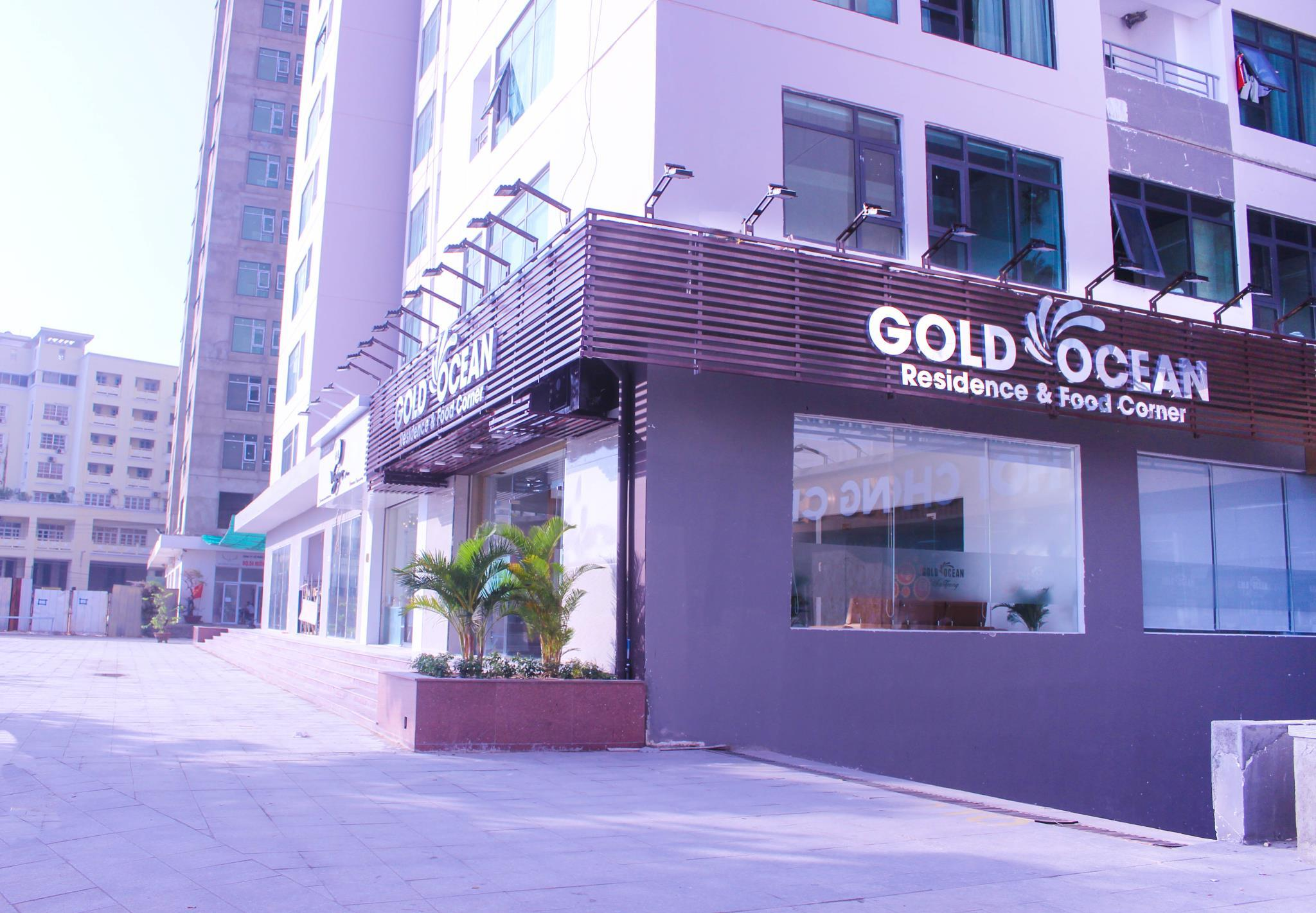 Gold Oceanus Nha Trang Hotel And Apartment
