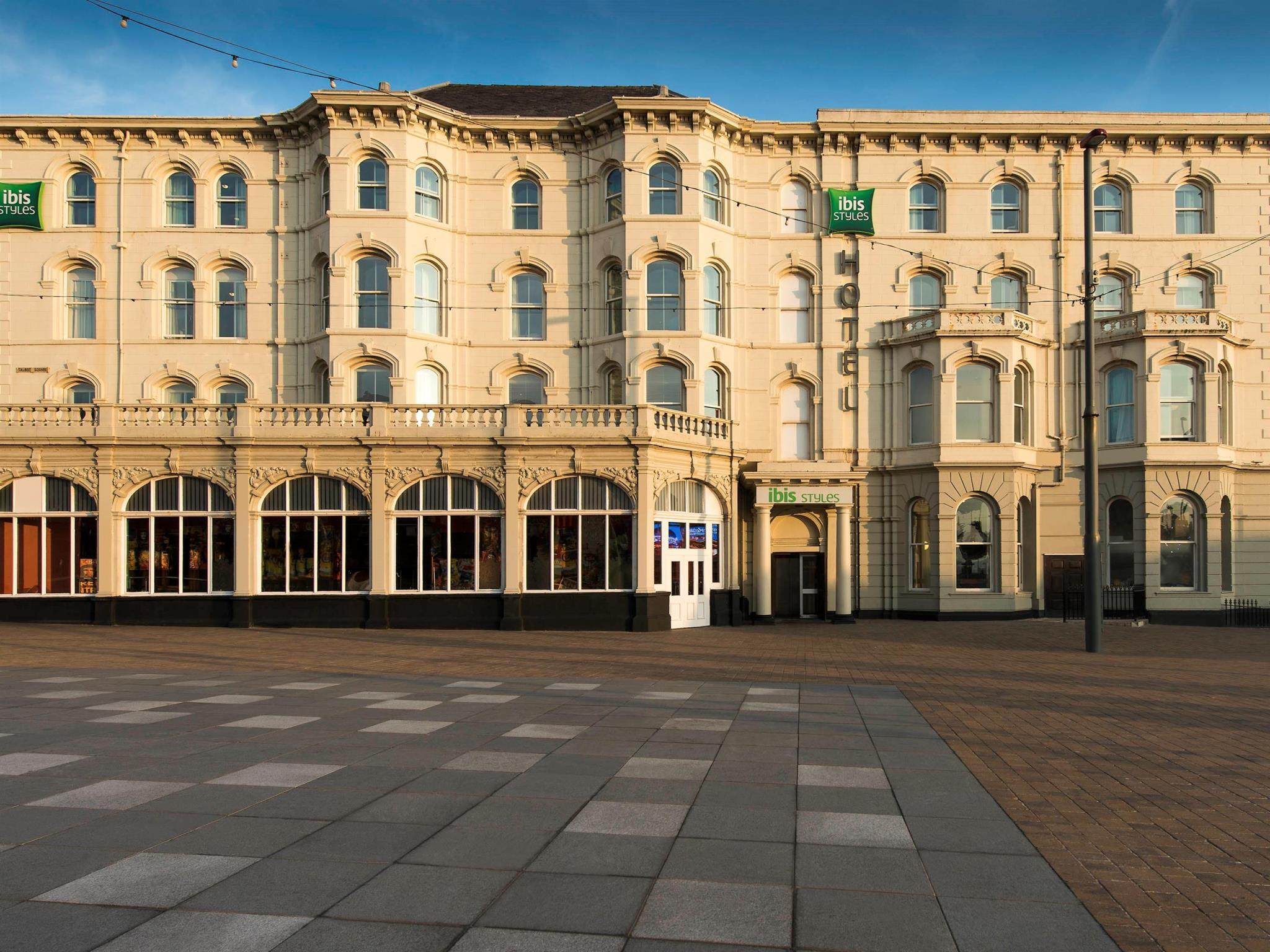 Ibis Styles Blackpool Hotel