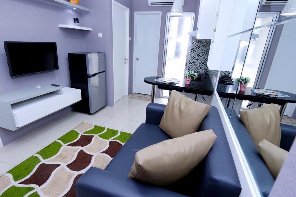 Bassura City Apartment By Roomku   2 BR Unit 7