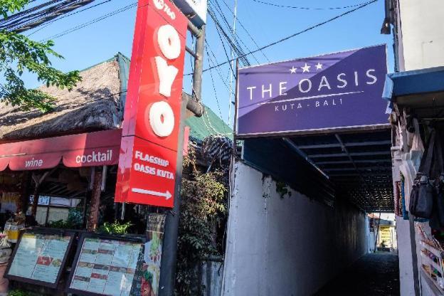 OYO Flagship 760 Oasis Kuta