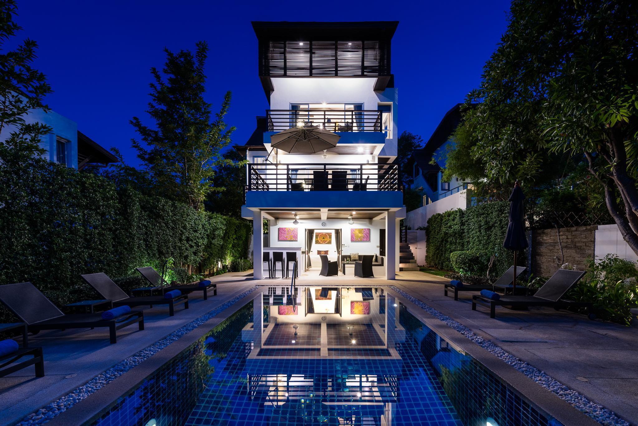 3 Bedroom Seaview Villa Esprit