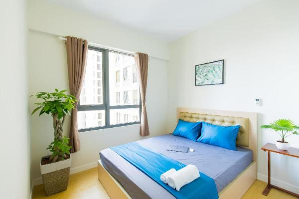 Stunning River View Apartment - Masteri Thao Dien Ho Chi Minh City