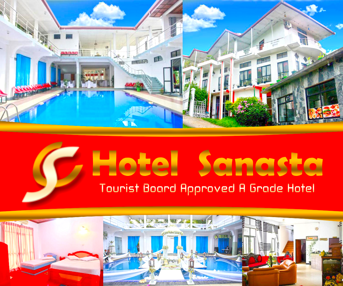 HOTEL SANASTA  BEST PLACE TO STAY IN BADULLA