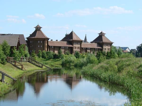 AZIMUT Hotel Suzdal