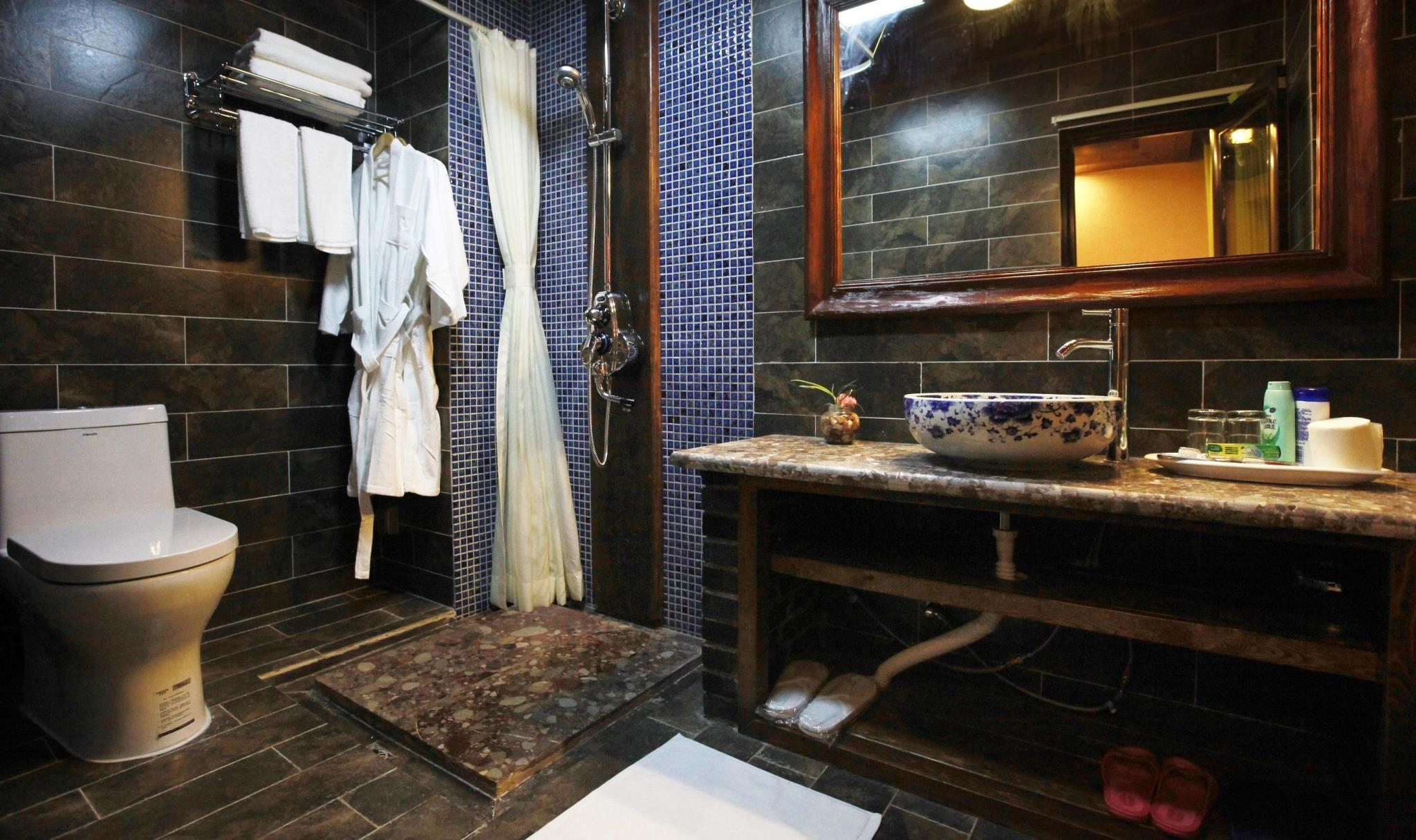 DIESHU 1 Bed Villa Studio With Stream View