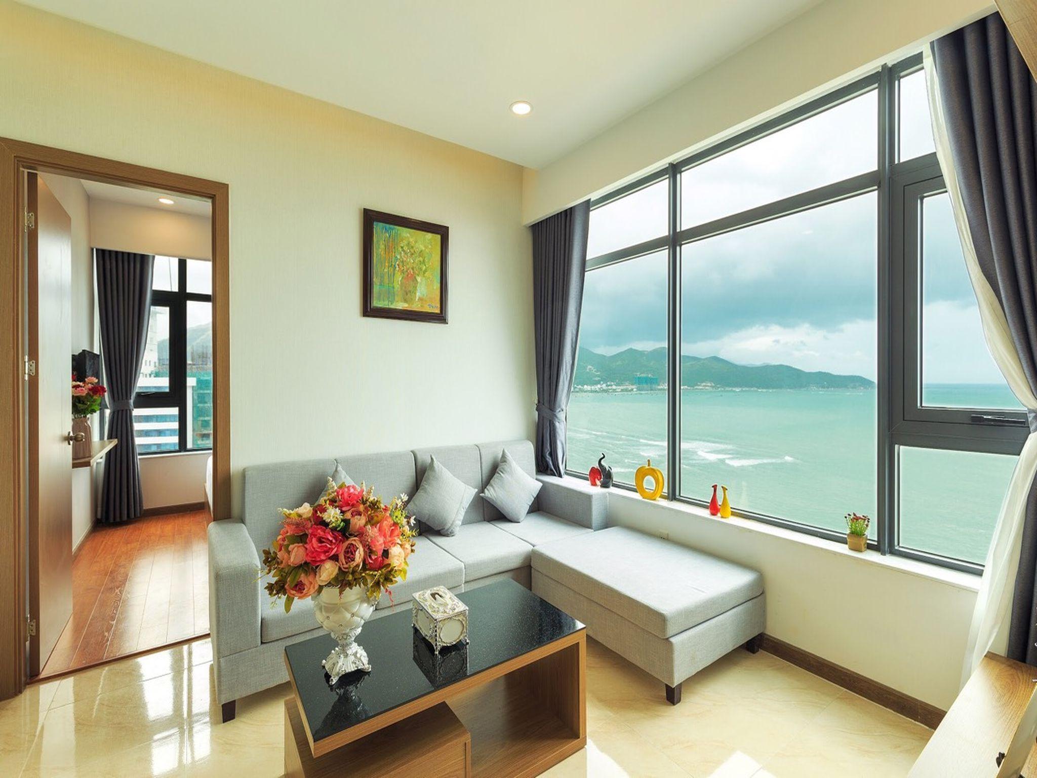 Victoria@Family Corner  Ocean View Apartment A1