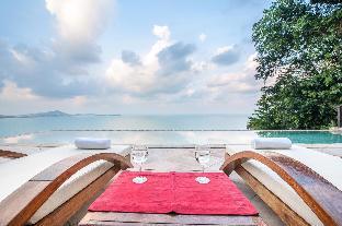 [チャウエンノーイ]ヴィラ(300m2)| 3ベッドルーム/3バスルーム #Villa LOTUS Infinity pool with Seaview 3 BR#