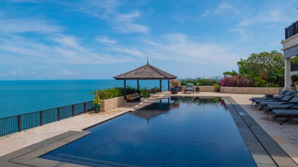 THE ROYAL RANGSIT LUXURY VILLA #6.5 Br 14+Guests Koh Samui