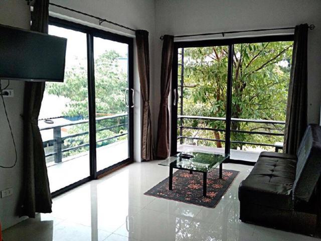อพาร์ตเมนต์ 1 ห้องนอน 1 ห้องน้ำส่วนตัว ขนาด 40 ตร.ม. – แม่น้ำ – Apartment with kitchen, fast internet
