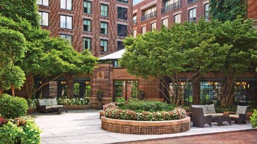 Four Seasons Hotel Washington D C