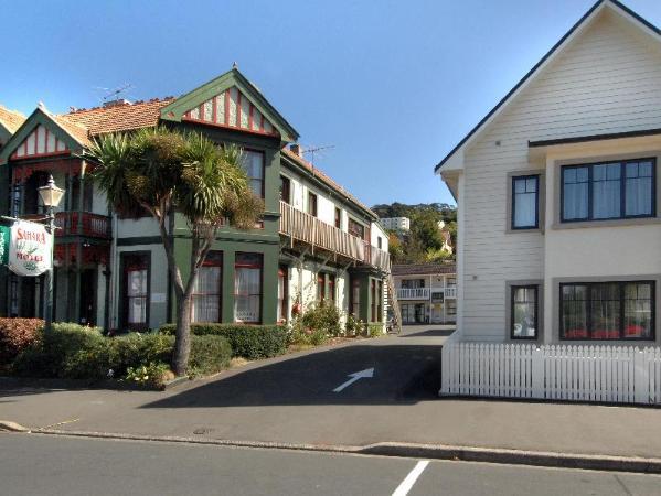 Sahara Guesthouse & Motels Dunedin