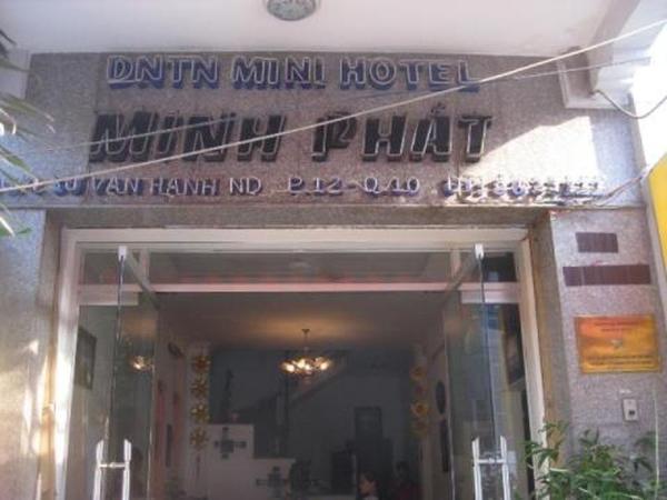 Minh Phat Hotel Ho Chi Minh City