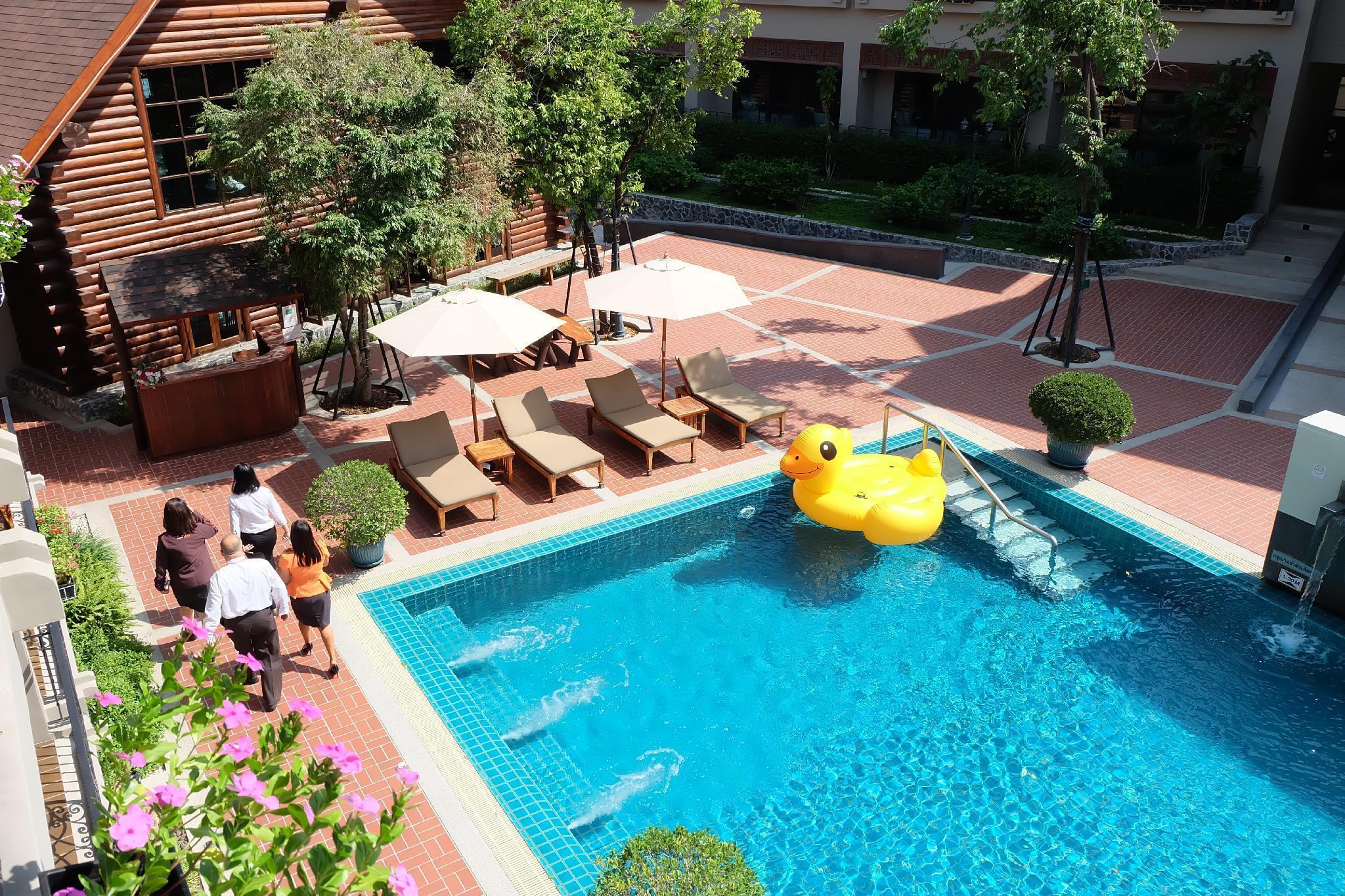 Plakan Resort ปลากาญจน์ รีสอร์ท