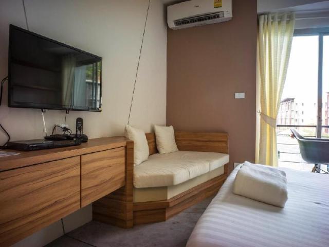 สตูดิโอ บ้าน 1 ห้องน้ำส่วนตัว ขนาด 26 ตร.ม. – บ่อผุด – Replay Residence Samui. 12