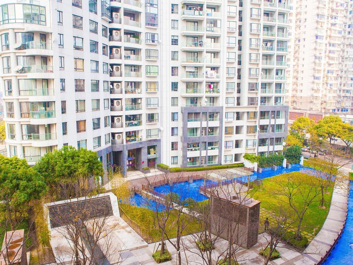 Shanghai Yopark 5 Star Apartment   City Condo