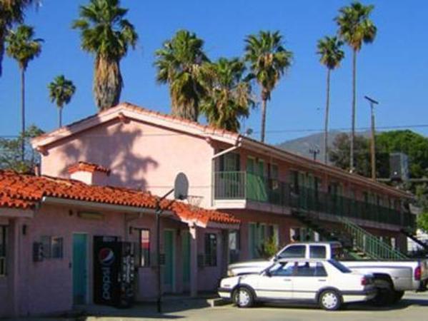 Economy Inn Motel Sylmar Los Angeles