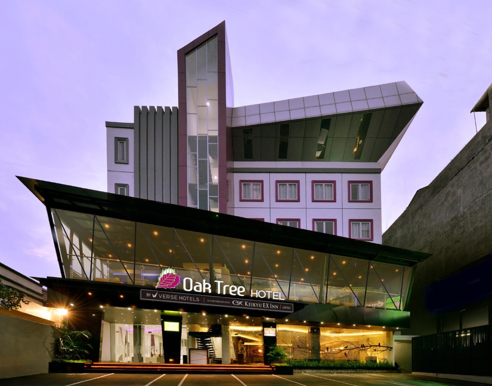 Oak Tree Urban Hotel