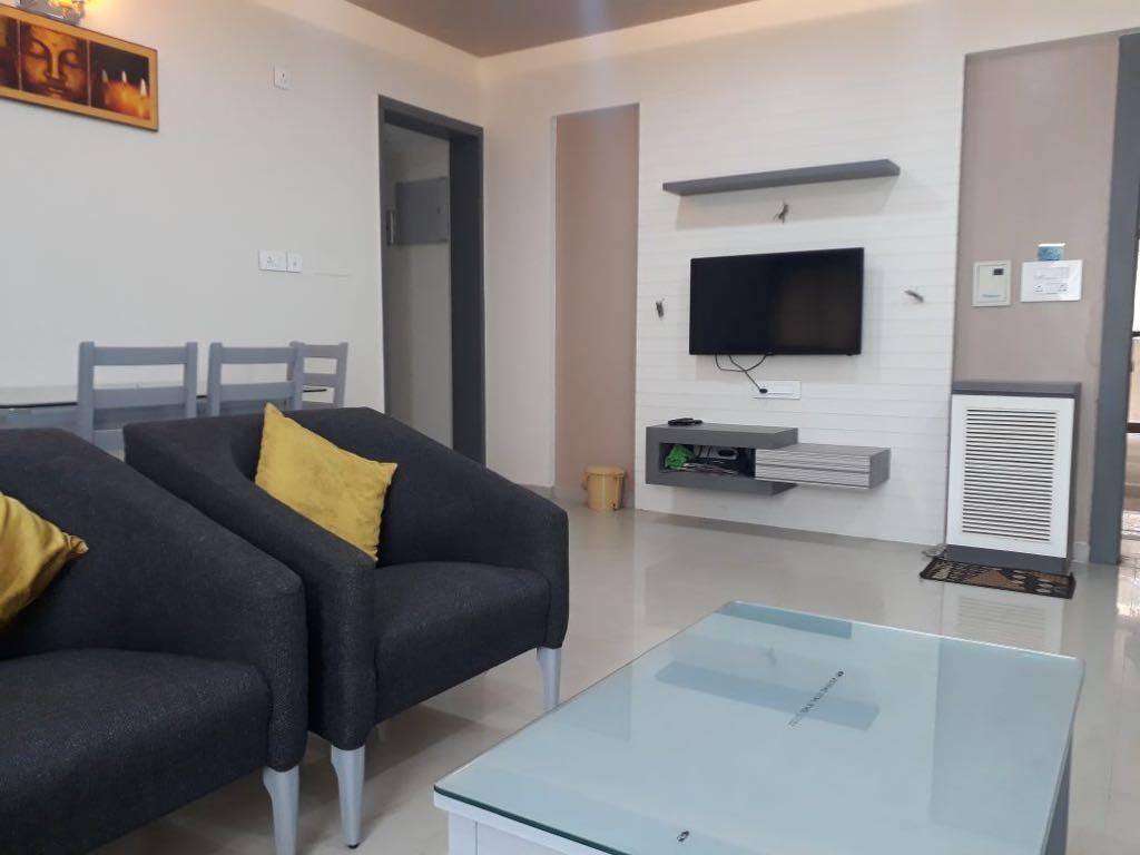 Deluxe 2 Bedroom Apartment In Lavasa